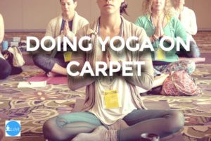 Yoga-On-Carpet