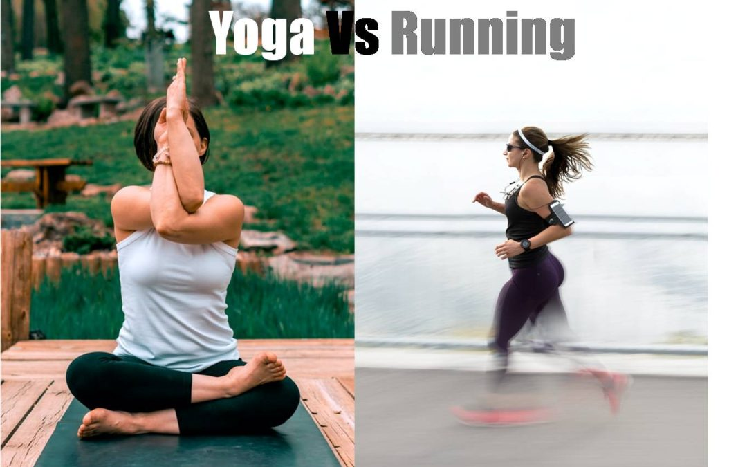 Yoga Vs Running: Similarities, Differences: What Is Better?